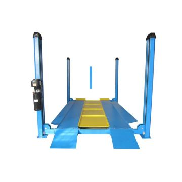 Venta al por mayor Reparación de automóviles Four Posts Car Lift Table