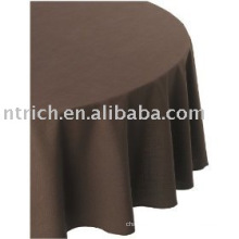 100%polyester tablecloth,banquet/hotel table cover,table linen