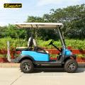 Carrinho de golfe elétrico para carrinho de golfe grande com 4 lugares