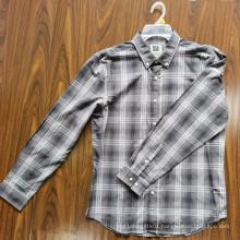 100% Cotton Adults Shirts Long-sleeve Men Shirts