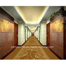 Hotel Carpet Hotel Lobby Corridor of Wool Carpet
