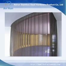 Rideaux en maille métallique de haute qualité