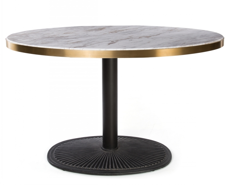 Round Marble Top Restaurant Dining Tables