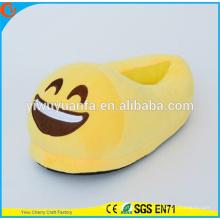 Zapatillas de Emoji con el talón