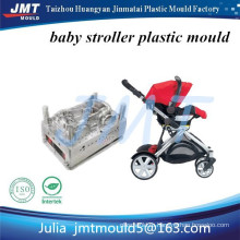 OEM easy moving plastic injection molding baby stroller high precision mould factory