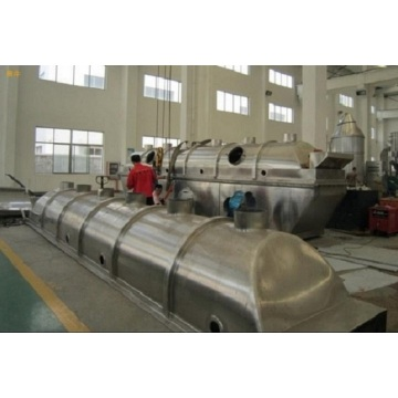 Horizontal Vibrating Fluid Bed Drying Machine for Dihydroxy Benzene