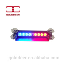 Remolque carro parabrisas luces de emergencia vehículo ADVERTENCIA luz de visera