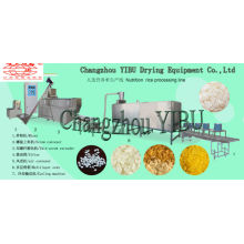 The Artificial Rice Processing Line