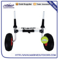 Aluminum Sit on Top Kayak Canoe Scupper Cart Dolly Carrier Trolley