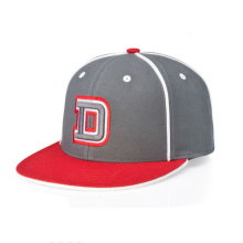 Chapeaux de Snapback brodés par mode de la coutume 3D à vendre