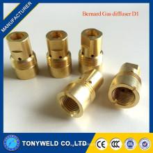 mig welding torch accesorries Benard gas Diffuser D1
