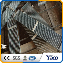 low carbon steel or stainless steel Material steel grating, lowes non slip stair treads