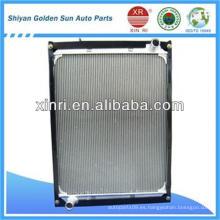 Completo de aluminio equipos pesados radiadores de Hubei fábrica A5D