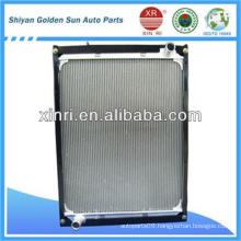 full aluminum heavy equipment radiators from Hubei factory A5D