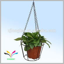 Hot-sale stock good quality indoor metal hanging plant stand