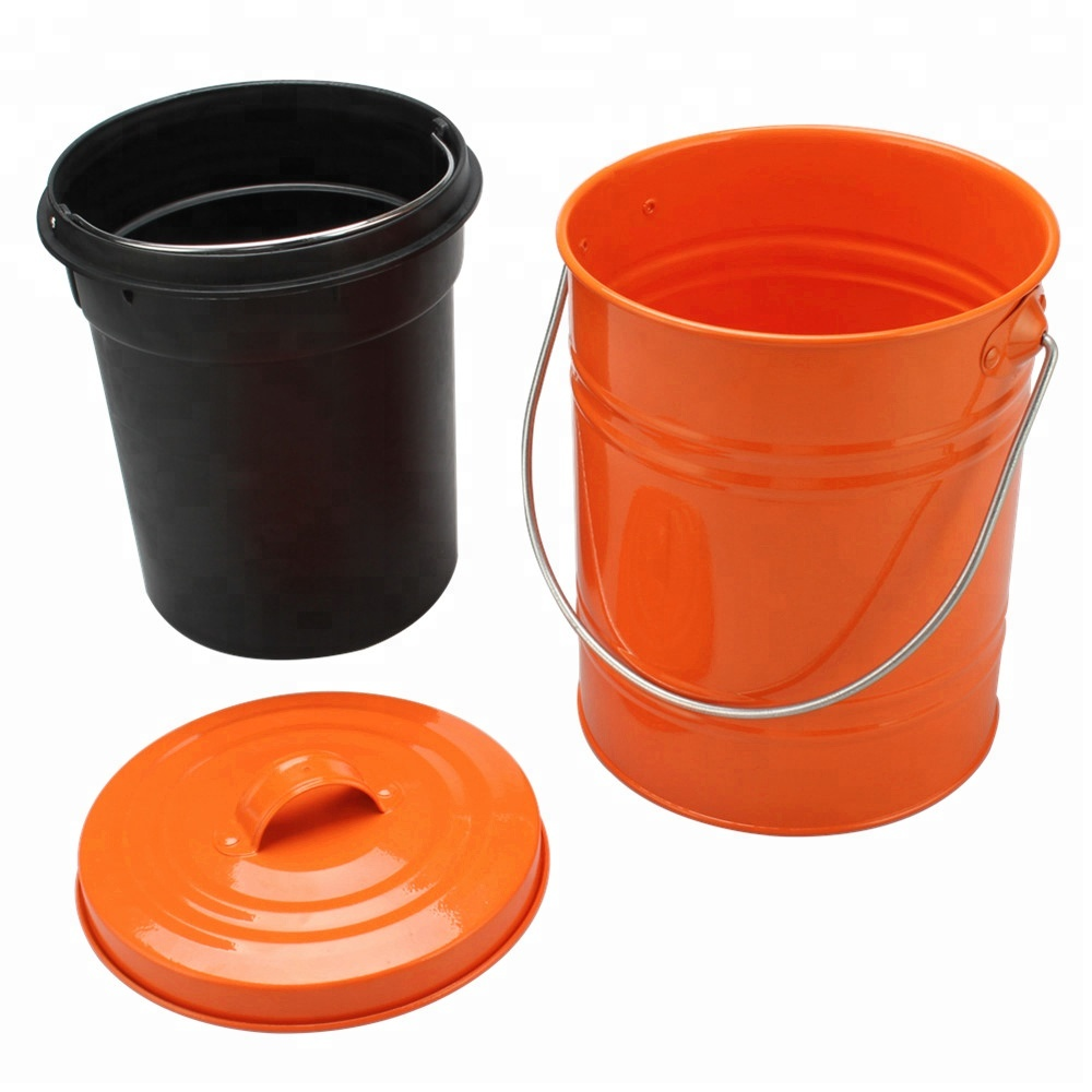 Removeable Basket Compost Pail