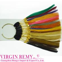 Профессиональный человеческих волос Цвет диаграммы Цвет кольцо (ЦУ-ки-с)