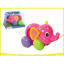 Cable Toys Elephant with Music and Light