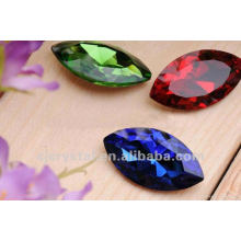 Oval shape fancy stone