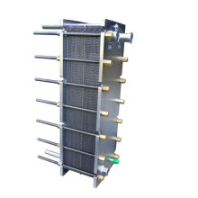 Hisaka Ux01 Flat Plate Heat Exchanger for Food Industry