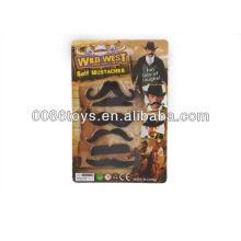 Brinquedos Novos 2013 Cowboy Beard Fake Mustaches