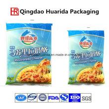 Cuisson laminée pour le sac d'emballage alimentaire de matières premières avec fermeture à glissière