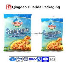 Прокатанный выпекать на сырье мешок упаковки еды с застежкой-молнией