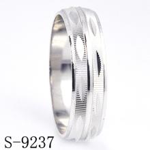 Bague à bijoux en argent sterling avec bijoux fantaisie (S-9237)