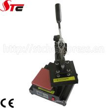 Venta caliente de alta calidad CE Aprobado Logo Nuevamente maquinaria de transferencia de calor