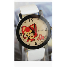 Relojes Mujer, Lovely Students Watch, Reloj De Cinturón De Moda