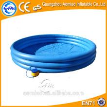 Vente chaude hutte gonflable piscine flotteur petite piscine gonflable pour enfant