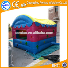 Vente maison gonflable gonflable intérieure maison maison gonflable rebond pour enfants