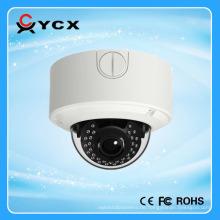 Neue Technologie 4 in 1 Hybrid ahd / cvi / tvi / analog 1080P IP66 Wasserdichte IR Dome CCTV Kameras Im Freien verwenden