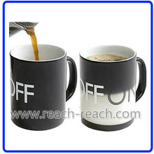 Keramik Kaffeetasse, Farbe Änderung Becher (R-3062)
