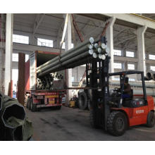 Distribution Galvanized Power Transmission Steel Pole