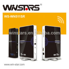 Wireless HDMI Transmitter and Receiver AV KIT,5Ghz 1080P HDMI wireless KIT