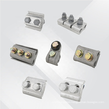 Factory price AL cable connector aluminum parallel groove clamp