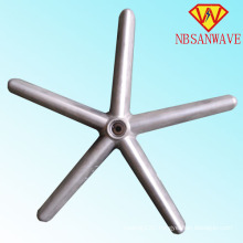 Aluminum Die Casting for Chair Foot