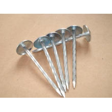 Electric galvanized roofing nail