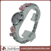 Charm Flower Band Quartz Lady Reloj