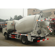building material concrete mixer truck with Cummins engine