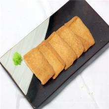 Japanese flavor healthy food Ajitsuke Inariage Tofu for sushi