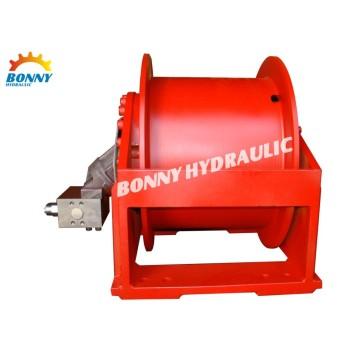 Hydraulic Pneumatic Winch Hoist