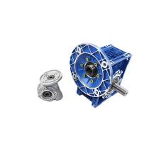 low speed 300w 350w 1:100 ratio stepper 48V 12v drive nmrv 24v ac dc worm speed reducer box gear motor