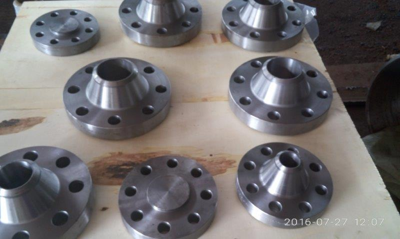 ANSI B16.5 Plate Flanges