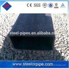 16Mn ms tubo de aço retângulo tubo de aço sem costura