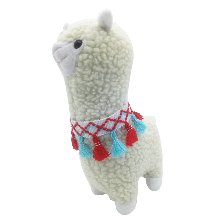 Cute Plush Mini Llama Theme Toy