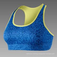 OEM Custom Sexy Women Sportswear for Sports with Pads