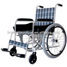 Chrome Aluminum Light Wheelchair