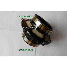 Black Double 3in Inlet Bypass Valve Filter with Stainless Steel